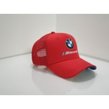 Бейсболка BMW с сеткой